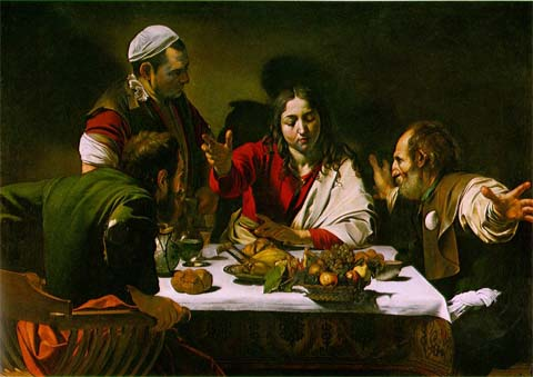 Dinner at Emmaus